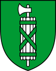 115px-Coat of arms of canton of St Gallen svg
